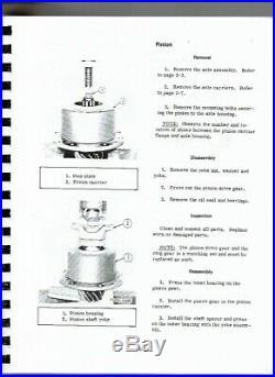 IH International 3388 3588 3788 6388 6588 6788 Tractor Service Repair Manual