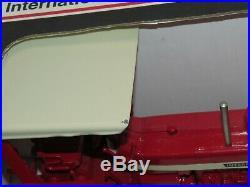 IH International Farmall 1256 Diesel Toy Tractor 2002 Ontario 116 NIB ROPS