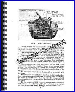 IH International Harvester 3414 Tractor Loader Backhoe TLB Service Shop Manual