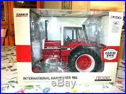 IH International Harvester Ertl Prestige 986 1/16 diecast tractor - Mint
