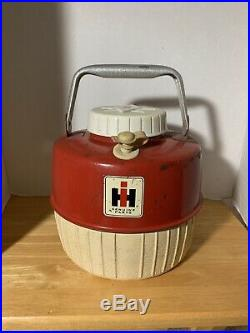 IH International Harvester Tractor Water Jug Cooler Coleman
