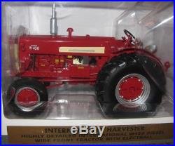 IH International Harvester W450 Diesel WF Tractor with Electrall 1/16 SpecCast Toy