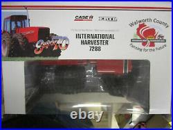 IH Model 7288 2+2 Toy Tractor 2016 WI Farm Tech Days 1/16 Scale, NIB