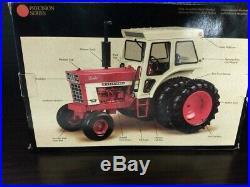 IH Precision Series #18 International Harvester 1466 Tractor 1/16 Cab RARE