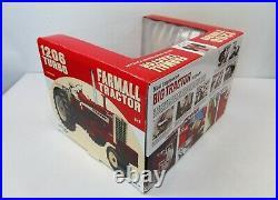 INTERNATIONAL FARMALL 1206 TURBO TRACTOR 40th ANNIVERSARY BY ERTL 1/16 NIB