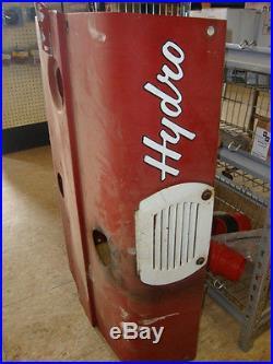 INTERNATIONAL HARVESTER 544 Gas Hydro Front Hood