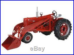 INTERNATIONAL HARVESTER FARMALL 400 TRACTOR WithLOADER 1/16 MODEL SPECCAST ZJD1819
