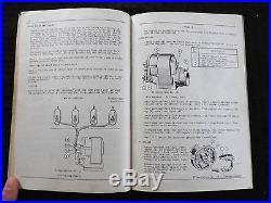 INTERNATIONAL HARVESTER McCORMICK DEERING 10-20 GEAR DRIVE TRACTOR OWNERS MANUAL