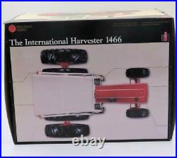 INTERNATIONAL HARVESTER PRECISION SERIES 1466 OPEN BOX NEVER USED 1/16 Scale