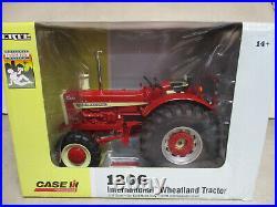 International 1206 MFWD Toy Tractor 2009 NFTM Edition 1/16 Scale, NIB