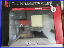 International 1468 Precision Key Series #3 ERTL 1/16