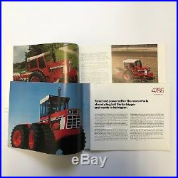 International 66 Series & 4WD Tractor Brochures