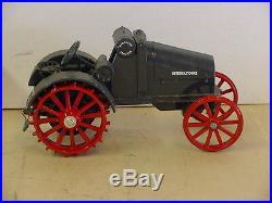 International 8-16 Kerosene Steel Wheels Tractor, 1/16, Die-cast
