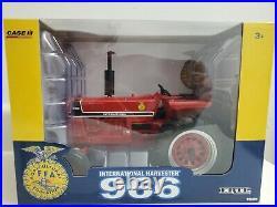 International 966 Wide Front Tractor FFA 1/16 NIB. ERTL