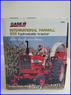 International Farmall 656 Hydro Toy Tractor Times 1/16 NIB