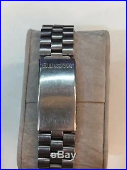 International Harvester 1086 Tractor Watch Dealer Only Bulova Accutron 1976