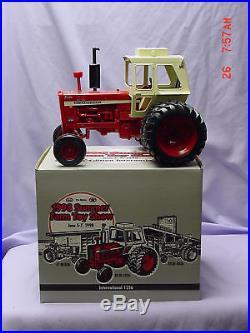 International Harvester 1256 Turbo Tractor, 1/16, NIB