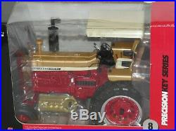 International Harvester 1456 Farmall IH GOLD DEMO CHASE 116 Precision Key NIB