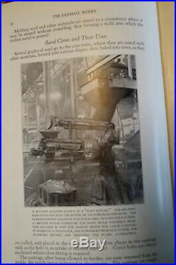 International Harvester 1932 Farmall Tractor Works Booklet, Industrial Mfgr
