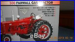 International Harvester 300 Farmall 116 Scale Die-cast Gas Tractor By SpecCast
