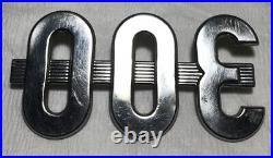 International Harvester 300 Utility Tractor Emblem