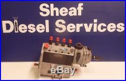 International Harvester B250 Tractor BD144 Engine CAV/Inline Injection Pump