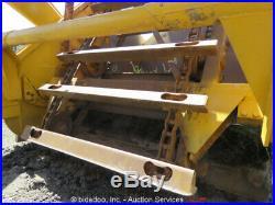International Harvester E211 Pay Scraper Elevating Tractor 11 Yard Cap bidadoo