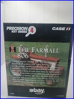 International Harvester FARMALL 806 PRECISION KEY #4 NIB