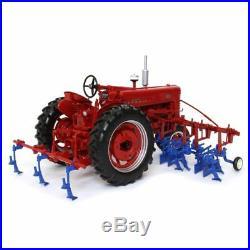 International Harvester Farmall 400 Tractor 1/16 Diecast Model Speccast Zjd1818