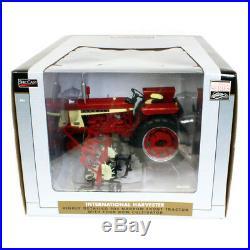 International Harvester Farmall 504 Tractor 1/16 Diecast Model Speccast Zjd1812