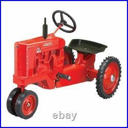 International Harvester Farmall Super MTA Pedal Tractor Narrow Front FB-6509