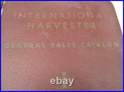 International Harvester General Sales Catalogs Repair Manuals Tractors Magneto