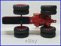 International Harvester IH 3588 2+2 4wd Tractor 1/16 Scale By Ertl Custom