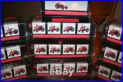 International Harvester IH IHC 66 Series Tractor Sets #1-9 & 10 ERTL 1/64 NIB