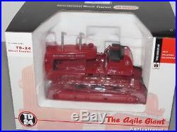 International Harvester IH TD 24 TD24 Crawler Tractor 1/25 scale Speccast NIB