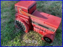 International Harvester Tractor Fiberglass US Mail Box / Mailbox