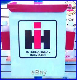 International Harvester Tractor Nostalgic 50s Era Towel Box Dispenser
