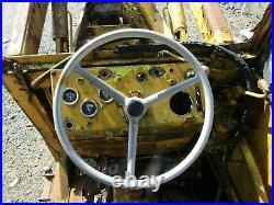 International Harvester Vintage Tractor Steering Wheel
