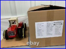 International IH 4366 Precision Engineering 4WD Tractor 116 CUSTOM Duals Turbo
