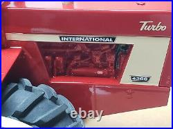 International IH 4366 Precision Engineering 4WD Tractor With Duals 1/16 Scale