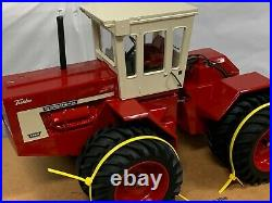 International IH 4568 Precision Engineering 4WD Tractor 116 CUSTOM Duals Cab