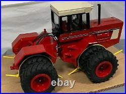 International IH 4586 Precision Engineering 4WD Tractor 116 CUSTOM Fat Duals