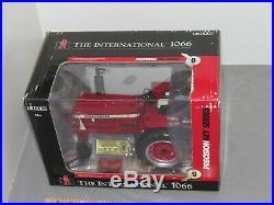 International IH FARMALL 1066 PRECISION KEY 9 TRACTOR ERTL 116 NIB RARE