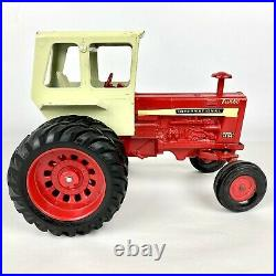 International IH Farmall Turbo Tractor 1256 Cab/Duals 1/16 Vintage 1960's/70's
