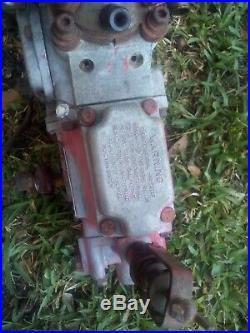International Model 100 Injection Pump Ambac IH 684 225 C91