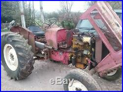 International harvester B275 tractor project cheap quick sale wanted