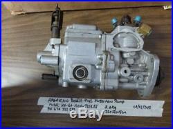 International harvester Injector Injection Pump Ambac American Bosch Model 100