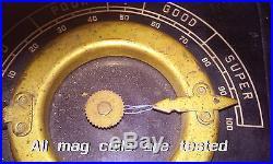 J4 Cub Magneto International Harvester Ih J-4 Farmall Tractor Ihc C60 Low Boy