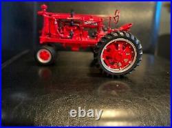 Nib Franklin Mint Farmall F20 Farm Tractor Precision Model Scale 112 Diecast