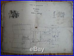 OLD ARGENTINA Operating Instructions Manual Tractor International Harvester WD40